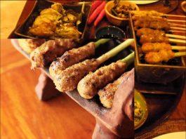 Món ăn đường phố ở Indonesia