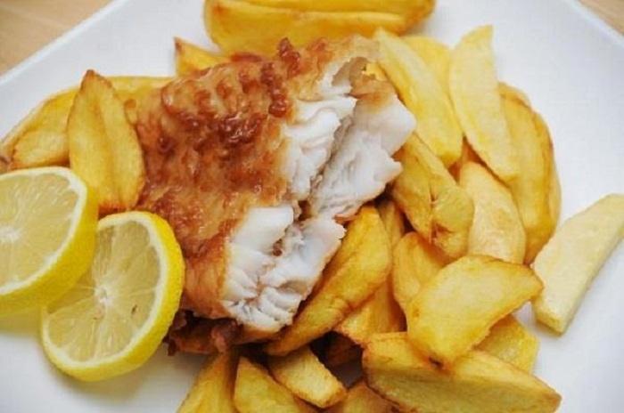 Món ăn truyền thống ở Anh