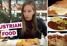 Những món ăn đặc sản truyền thống Áo bạn nên thưởng thức một lần
