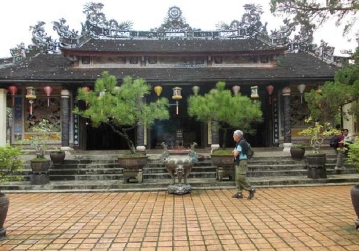 Những ngôi chùa đẹp nhất tại Huế