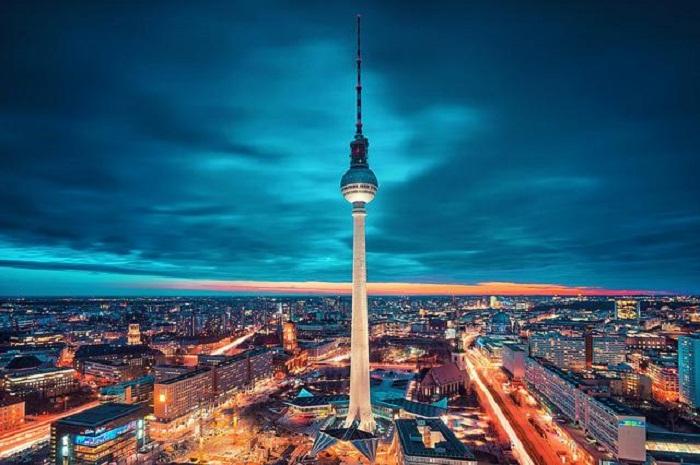 kinh nghiệm du lịch Berlin