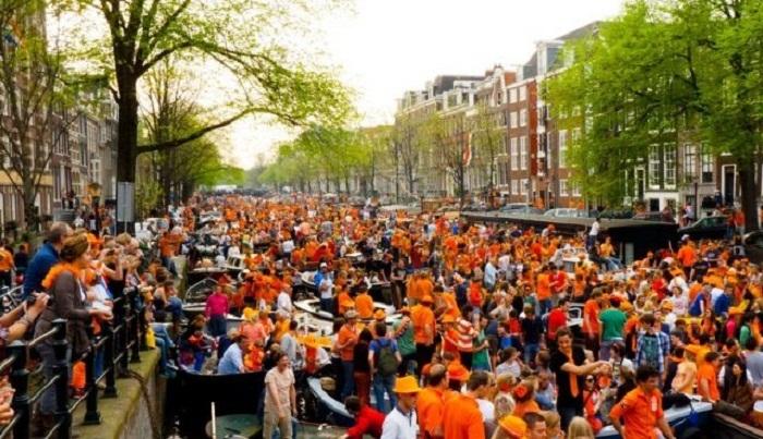 Những lễ hội nổi tiếng tại Hà Lan hấp dẫn khách du lịch