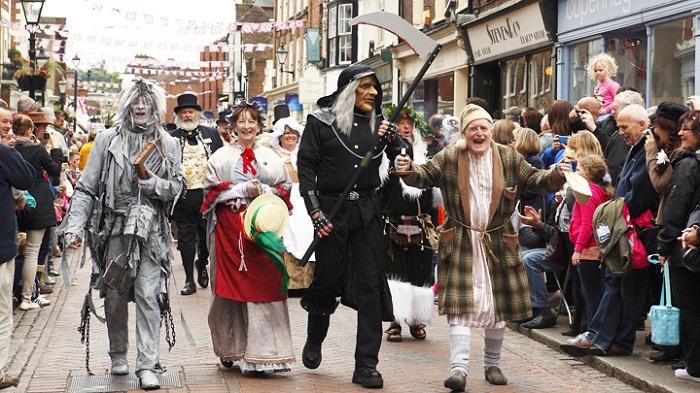 những lễ hội nổi tiếng tại Hà Lan