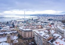 Kinh nghiệm du lịch Geneva