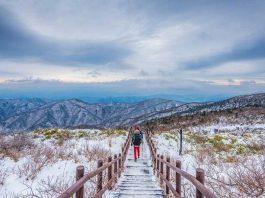 kinh nghiệm du lịch Hàn Quốc mùa đông