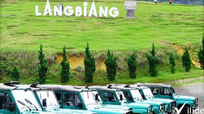 Kinh nghiệm du lịch Langbiang