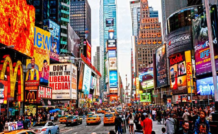 Kinh nghiệm du lịch New York