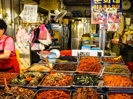 Những địa điểm ăn uống tại Seoul