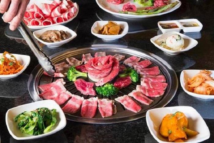 Những địa điểm ăn uống ở Seoul