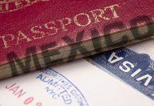 xin visa đi Mexico