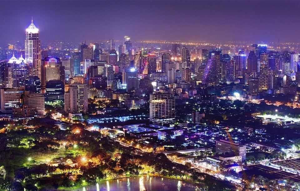 Bản đồ du lịch Bangkok Thái Lan đầy đủ và chi tiết nhất