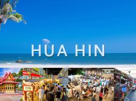 Những điểm du lịch Hua Hin Thái Lan