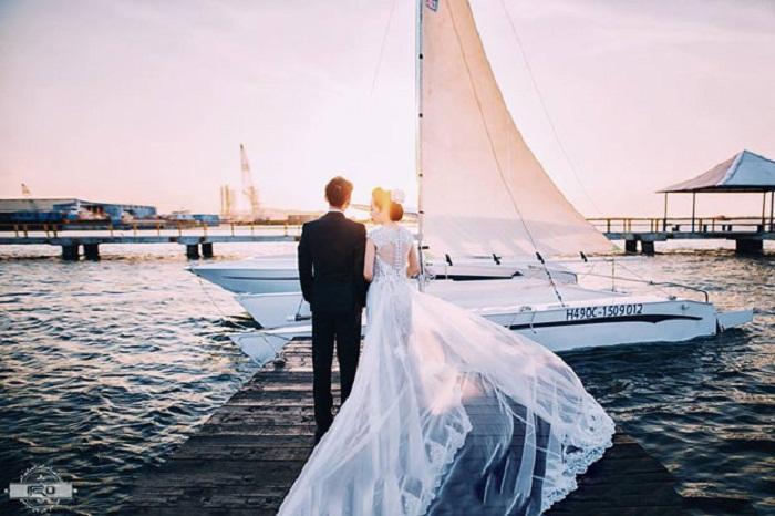 Một số kinh nghiệm chụp ảnh cưới tại Singapore mà bạn nên biết