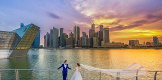 Kinh nghiệm chụp ảnh cưới tại Singapore
