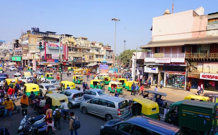 Những kinh nghiệm đi lại ở New Delhi mà bạn nên biết