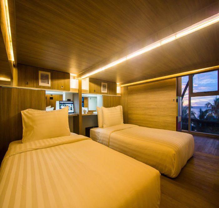 Nonze Hostel giá rẻ ở Pattaya