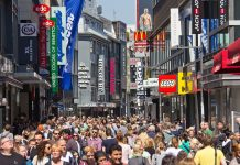 kinh nghiệm mua sắm tại Đức