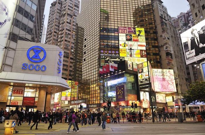 Kinh nghiệm thuê phòng khách sạn tại Hong Kong