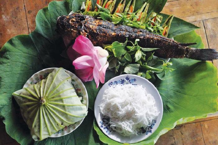 món ăn đặc sản tại Cà Mau