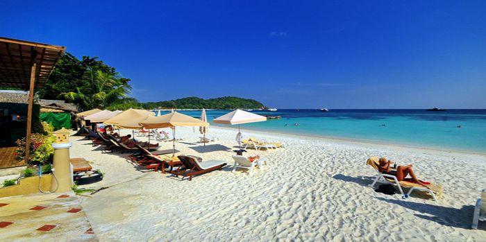 Bãi biển ở Pattaya, kinh nghiệm đi pattaya tự túc