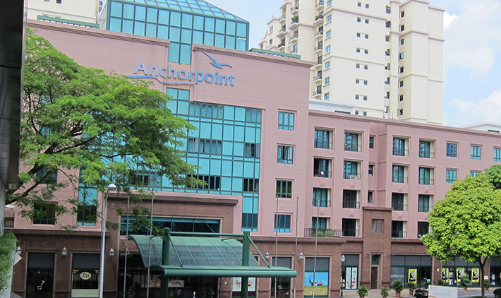 Anchorpoint Shopping Mall Singapore, kinh nghiệm du lịch mua sắm Singapore