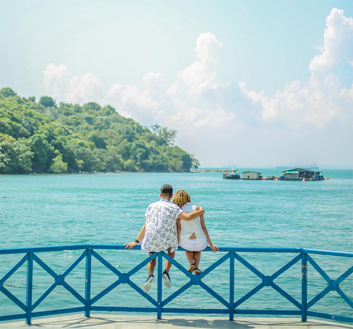Cùng nhau ngắm nhìn biển, kinh nghiệm du lịch đảo Lazarus