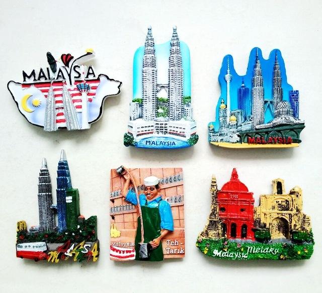 Đồ lưu niệm ở Malaysia, nên mua gì ở malaysia