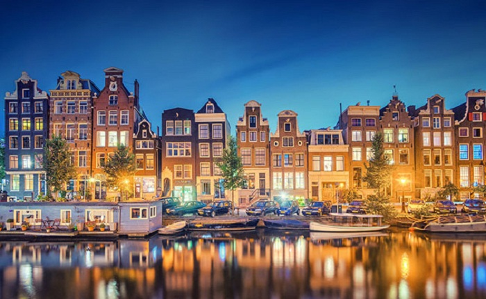 Kinh nghiệm du lịch Amsterdam – thành phố cởi mở nhất Châu Âu