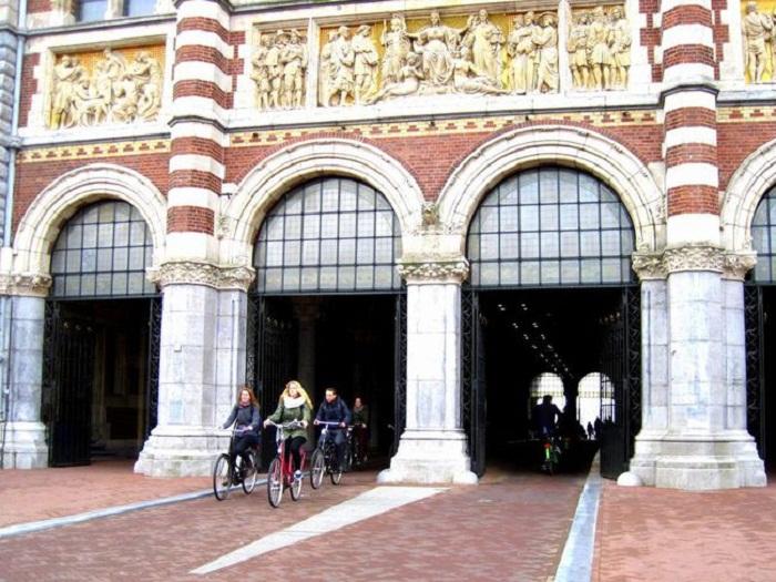 Kinh nghiệm du lịch Amsterdam