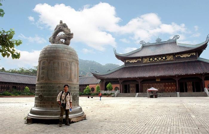 kinh nghiệm du lịch chùa Bái Đính