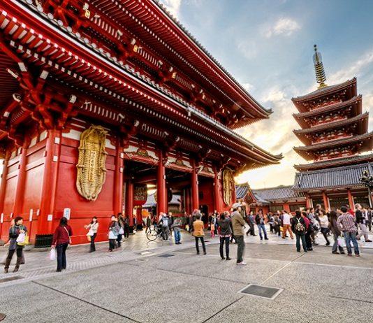 Kinh nghiệm du lịch Tokyo