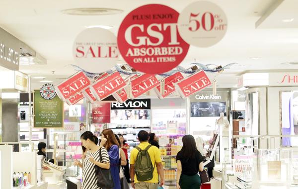 Mua sắm với các mặt hàng giảm giá, kinh nghiệm du lịch mua sắm ở Singapore
