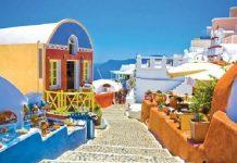 những địa điểm du lịch nổi tiếng tại Hy Lạp