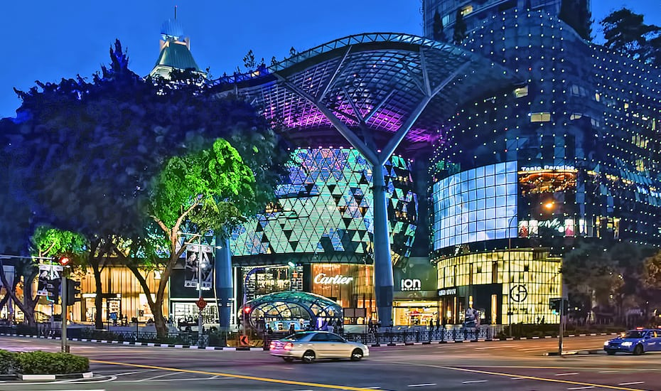 Orchard Road Singapore, kinh nghiệm du lịch mua sắm Singapore