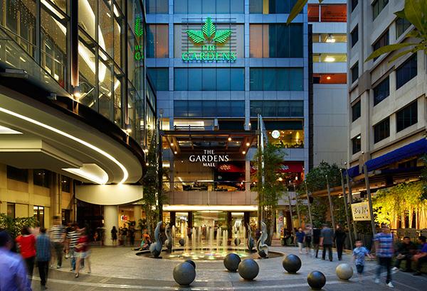 The Gardens Mall Malaysia, nên mua gì ở malaysia