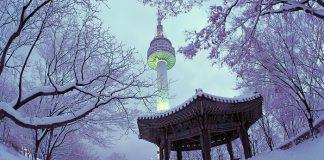 Địa điểm du lịch Hàn Quốc mùa đông lý tưởng cho du khách