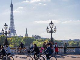 kinh nghiệm đi lại ở Paris