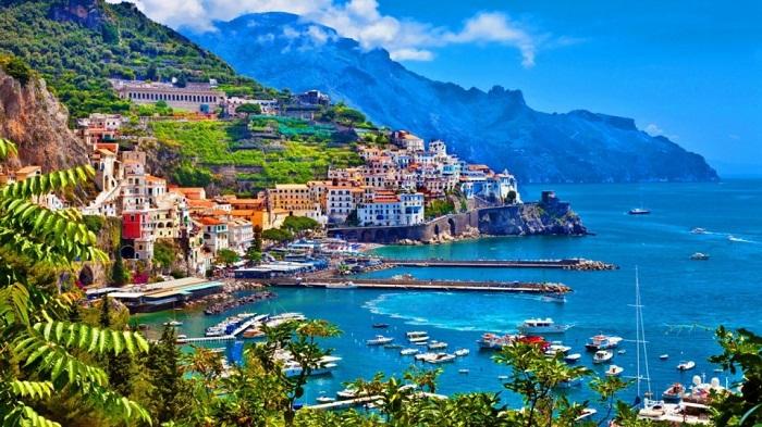 Kinh nghiệm du lịch Amalfi – bờ biển đẹp nhất của Ý