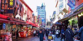 Kinh nghiệm mua sắm khi đi du lịch Hàn Quốc hợp lý