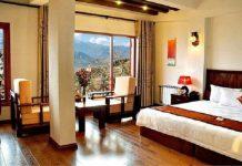 kinh nghiệm thuê phòng khách sạn tại Sapa