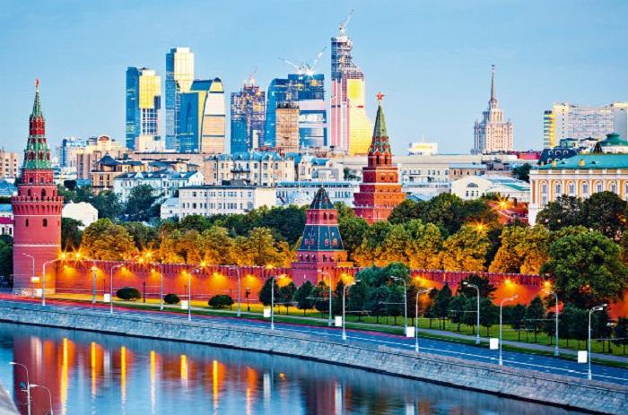 Những địa điểm du lịch nổi tiếng nhất tại Moscow mà bạn không nên bỏ lỡ