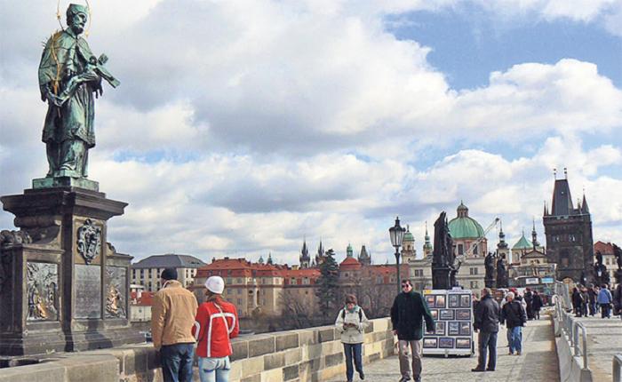 những địa điểm du lịch nổi tiếng nhất tại Praha