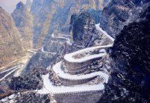 những địa điểm du lịch tại Trung Quốc mùa đông