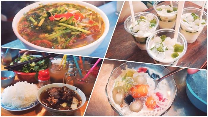 Xua tan lạnh giá với những món ăn vặt tại Hà Nội vào mùa đông này nhé