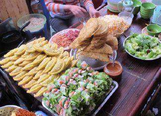 những món ăn vặt tại Hà Nội mùa đông