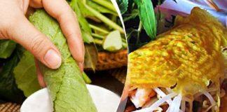 những quán bánh xèo ngon nhất Đà Nẵng