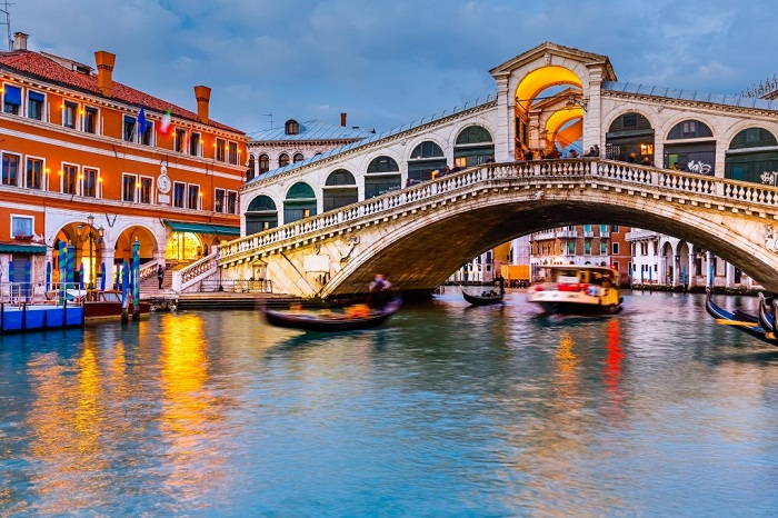 Tất tần tật về các phương tiện đi lại ở Venice – Ý