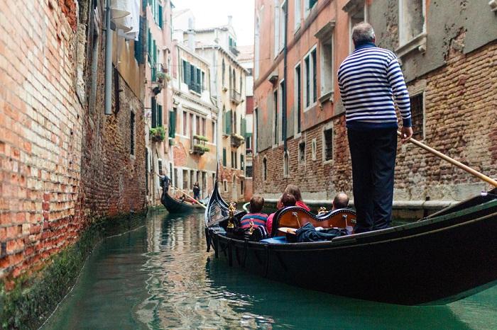 phương tiện đi lại ở Venice