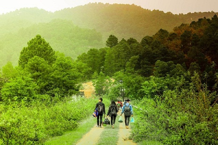 điểm du lịch nổi tiếng tại Sóc Sơn