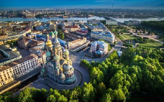 Kinh nghiệm du lịch Saint Petersburg – thành phố mộng mơ của Nga